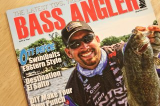 Bass Angler Magazine Winter 2015