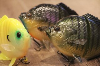 Savage Gear / Line Thru Bluegill