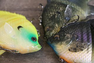 Savage Gear / Gag Hook Bluegill