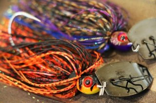 D&M Custom Baits / Piranha� Swim Jig