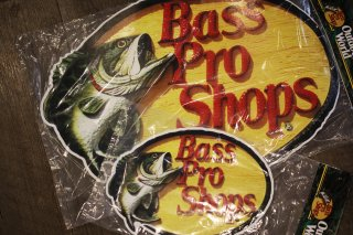 Bass Pro Shops / BPS Decal