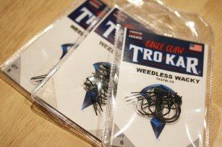 Eagle Claw Trokar Weedless Wacky / イーグルクロ— トロカーウィードレスワッキー
