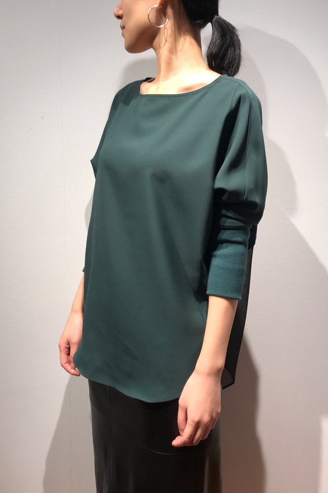 <img class='new_mark_img1' src='https://img.shop-pro.jp/img/new/icons20.gif' style='border:none;display:inline;margin:0px;padding:0px;width:auto;' />60%OFF AIR TWILL DOLMAN CHENGE TOP