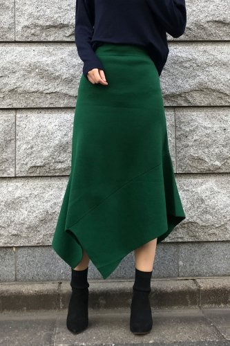 <img class='new_mark_img1' src='https://img.shop-pro.jp/img/new/icons20.gif' style='border:none;display:inline;margin:0px;padding:0px;width:auto;' />50%OFF MILANORIB RANDOM/HEM SKIRT