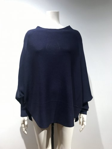 <img class='new_mark_img1' src='https://img.shop-pro.jp/img/new/icons20.gif' style='border:none;display:inline;margin:0px;padding:0px;width:auto;' />60%OFF GARTER RIB PONCHO TOP