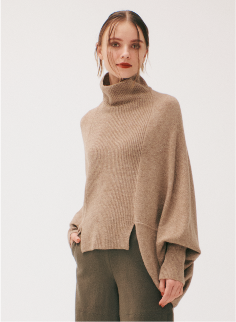 <img class='new_mark_img1' src='https://img.shop-pro.jp/img/new/icons5.gif' style='border:none;display:inline;margin:0px;padding:0px;width:auto;' />WOOL BOTTOLE/N PONCHO