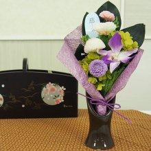 プリザーブド仏花 SBK-08