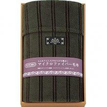 毛布 シングル ブランケット マイクロファイバー毛布 グリーン 8841 (16)