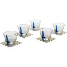 食器セット グラス ガラス コップ 流舞 冷茶グラス 5客揃 G074‐T311 (12)