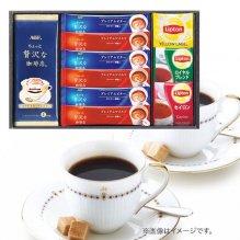 紅茶 ギフト ティーバッグ コーヒー 詰め合わせ AGF & リプトン 珈琲 紅茶セット BD-15S (36)<img class='new_mark_img2' src='https://img.shop-pro.jp/img/new/icons30.gif' style='border:none;display:inline;margin:0px;padding:0px;width:auto;' />