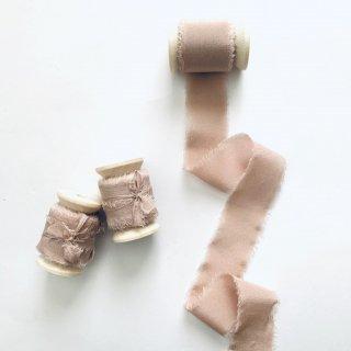 Silk Ribbon [ Fresh Beige ]