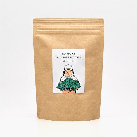 さぬきマルベリーティー(桑の葉茶)【プレーン】お徳用タイプ