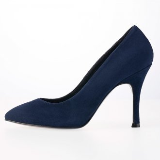 【予約販売】ZP_Laura Suede Azul