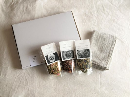 MOTHERS MAIL GIFT SET