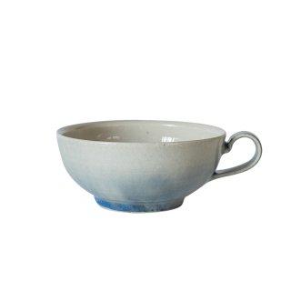 阿久津 雅土  スープカップ 呉須
