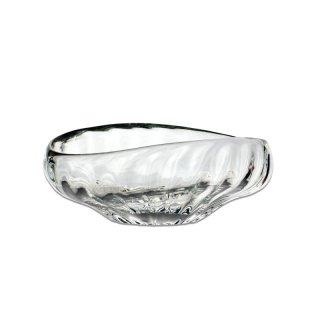 西山芳浩 楕円モール鉢 小小
