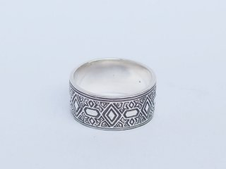 <center><b>Sacred Road</b><br>Silver Ring</center>