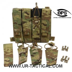 UR-TACTICAL OPS QUATTRO SMG POCKET / PANEL