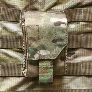 UR-TACTICAL OPS COLLAPSIBLE DUMP POUCH