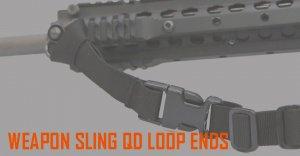 UR-TACTICAL OPS WEAPON SLING QD LOOP END