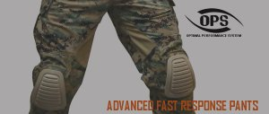 UR-TACTICAL OPS ADVANCED FAST RESPONSE PANTS