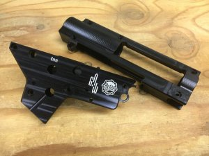 CNC Split Gearbox V2 - QSC JP Ver