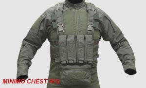 UR-TACTICAL OPS MINIMO CHEST RIG