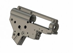 CNC gearbox V2 (8mm) for VFC
