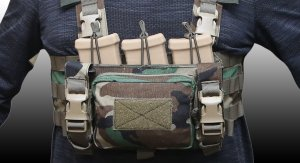 UR-TACTICAL OPS STICKY ADMIN POUCH