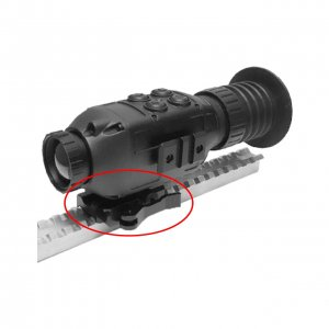 GSCI DQRM (Dual Quick-Release Compact Weapon Mount)