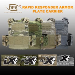 UR-TACTICAL OPS RAPID RESPONDER ARMOR PLATE CARRIER