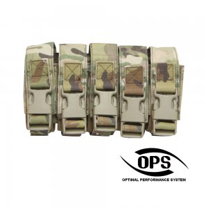 UR-TACTICAL OPS 5 x 40mm AMMO POUCH