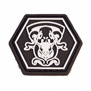 Jefftron 3D HEX patch Leviathan