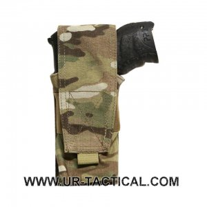 UR-TACTICAL OPS DOUBLE 556/AK MAGAZINE POUCH