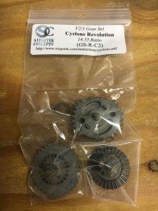 GS-R-C2 Cyclone DSG Revolution Gear Set (14.55:1)