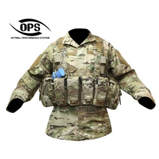 UR-TACTICAL OPS ENHANCED COMBAT CHEST RIG in CRYE MULTICAM