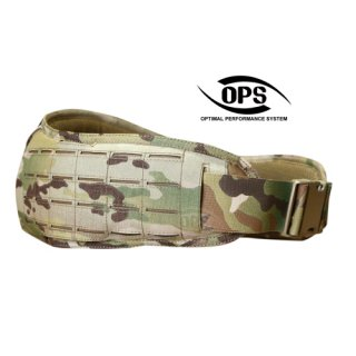 UR-TACTICAL OPS PADDED BATTLE BELT