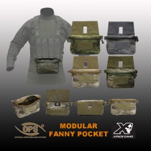 UR-TACTICAL OPS MODULAR FANNY POCKET