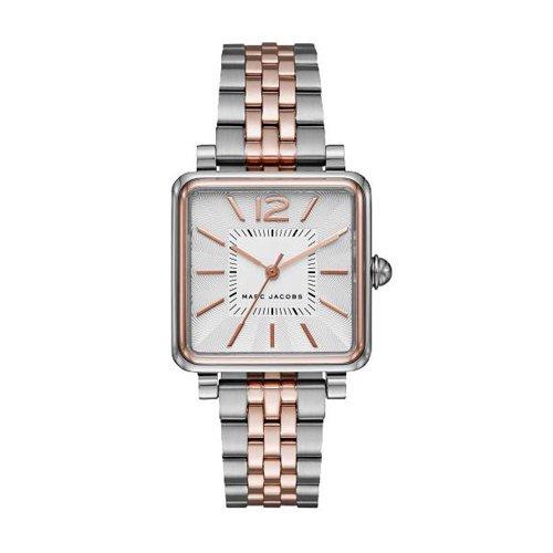 マークジェイコブス 時計 ビック MJ3463 シルバー×ローズゴールド