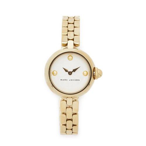 マークジェイコブス 時計 コートニー MJ3457 ホワイトシルバー×ゴールド