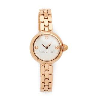マークジェイコブス 時計 コートニー MJ3458 ホワイトシルバー×ローズゴールド