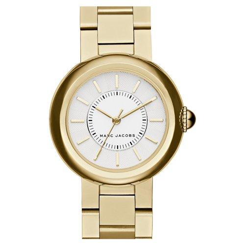 マークジェイコブス 時計 コートニー MJ3465 ホワイト×ゴールド