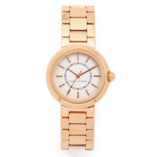 マークジェイコブス 時計 コートニー MJ3466 ホワイト×ローズゴールド