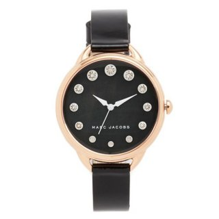 マークジェイコブス 時計/ベティMJ1511/ブラック