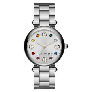 マークジェイコブス 時計/ドッティ/MJ3547/レインボーインデックス×シルバー