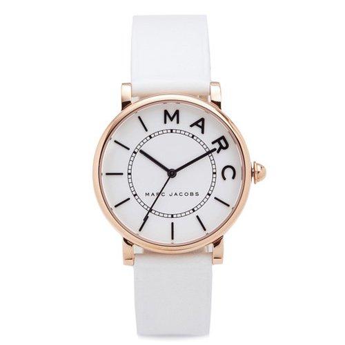 マークジェイコブス 時計/ロキシー/MJ1561/ホワイトレザー