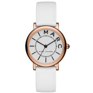 マークジェイコブス 時計/ロキシー/MJ1562/ホワイトレザー