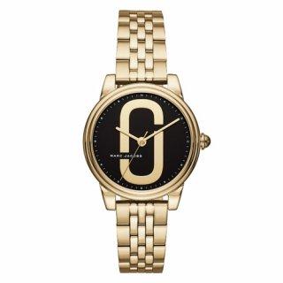 マークジェイコブス 時計/MJ3560/コリー/ブラック×ゴールドステンレススチールベルト