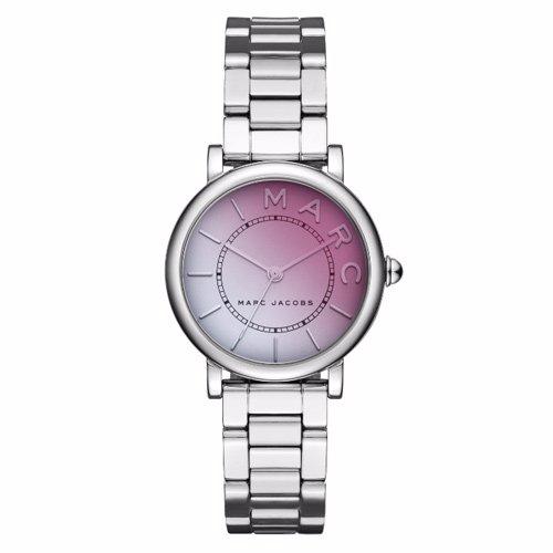 マークジェイコブス 時計/MJ3554/クラシックウォッチ/ピンク×シルバー