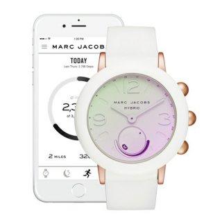 マークジェイコブス 時計/MJT1000/スマートウォッチ/ホワイト